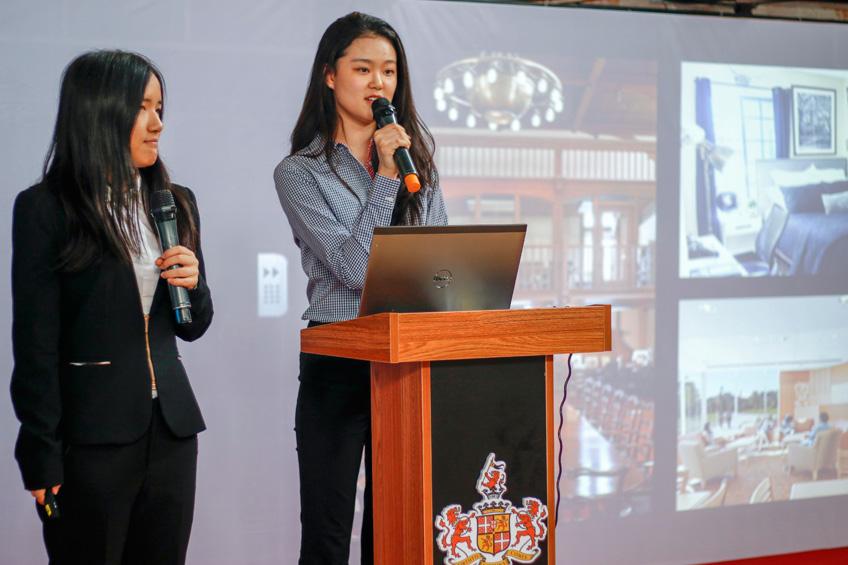天津惠灵顿大学展搭建资源共享平台造福天津本地学子