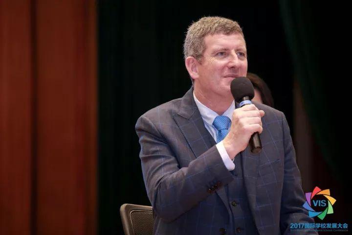 惠灵顿上海校区 | 惠灵顿上海校区总校长麦杰德Gerard MacMahon荣膺全国十大最具影响力国际学校校长