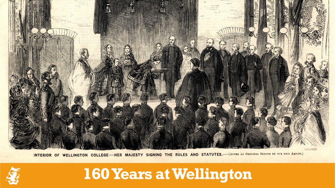 惠灵顿公学迎来160周年校庆